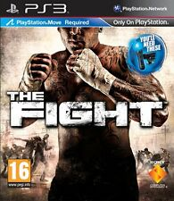 THE FIGHT PS3 MOVE Game (PRE OWNED) (USED) Excellent Condition