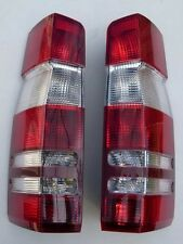 TAIL LIGHT REAR LAMP Pair Mercedes Sprinter Dodge 2500/3500 2007+ BG82072/073
