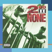 2ND II NONE-2nd Ii None  CD NEW