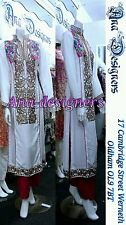 Winter Pakistan Designer Heavy Marina Shalwar Kameez(Readymade)Stitch-Size=XL
