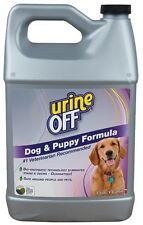 Urine Off Odor  Stain Remover FOR DOGS 1 Gallon