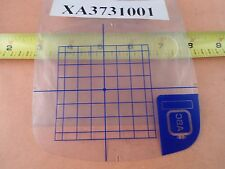 TEMPLATE FOR SMALL HOOP X59005003 BABYLOCK EM1 EM2 BROTHER PE100,PE150,P200