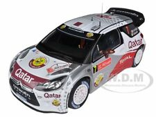 CITROEN DS3 #7 WRC RALLY PORTUGAL 2012 AL-ATTIYAH 1/18 MODEL CAR BY NOREV 181558