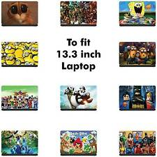13.3 inch Toon Laptop Vinyl Skin/Decal/Sticker/Cover -Somestuff247-LP10