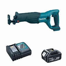 MAKITA 18V LXT DJR182 DJR182Z RECIPROCATING SAW BL1840 BATTERY & DC18RC CHARGER