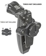 Police KlickFast Klick Fast Tactical Vest PELI Torch Holder Dock