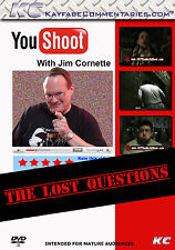 Official YouShoot : Jim Cornette - The Lost Questions Interview DVD