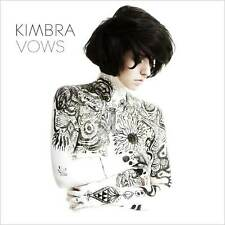 Vows - Kimbra - CD New Sealed