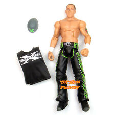 D-Generation X DX WWF WWE Shawn Michaels Elite Wrestling Action Figure Kid Toy