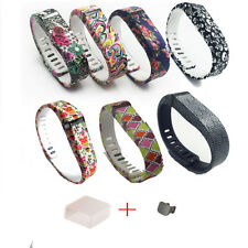 7pcs Small Replacement Wristband & Clasp For Fitbit Flex Wrist Bands + Fastener