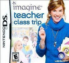 Imagine Teacher: Class Trip - Nintendo DS Game FREE SHIPPING