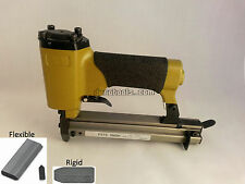 Pneumatic Picture Frame FLEXIBLE & RIGID Point Driver Fitting Backing Gun Flexi