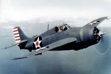 "Model Airplane Plans (UC): GRUMMAN WILDCAT 1/12 Scale 38"" for .29-.60 (Musciano)"