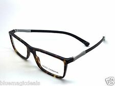 Dolce & Gabbana DG 3211 502 Basalto Collection New Men Eyeglasses 53MM/1218