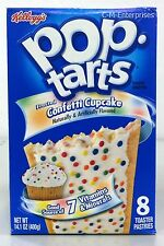 Kellogg's Pop Tarts Frosted Confetti Cake Toaster Pastries 14.1 oz