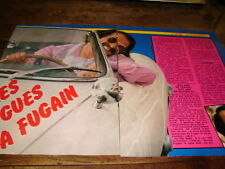 MICHEL FUGAIN - Article de magazine LES FUGUES !!!! SUPER J !!!!!!!!!!
