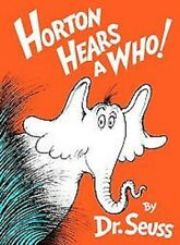 Horton Hears a Who! Book by Dr. Seuss, New