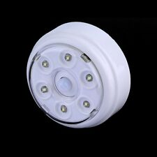 Fashion 6 LED Light PIR Infrared IR Wireless Auto Sensor Motion Detector Lamp R8