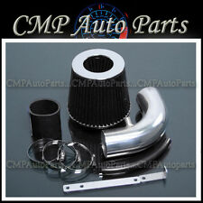 BLACK 2002-2006 BMW MINI COOPER S 1.6 1.6L SUPERCHARGED AIR INTAKE KIT SYSTEMS