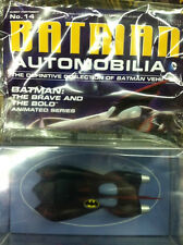 DC AUTOMOBILIA BATMAN BATMOBILE #14 BATMAN:BRAVE AND THE BOLD EAGLEMOSS