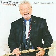 JAMES GALWAY Celebrating 70 Collection of Personal Favorites CD 19 songs SEALED