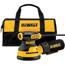 DeWalt 3-Amp Orbital Sander Finishing Home Garage Power Tools 1 Hand Locking NEW