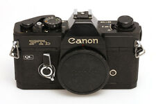 Canon FTb QL Black / seltene schwarze Version