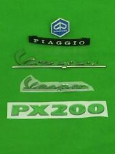 PIAGGIO VESPA PX200 RE-BADGE KIT FOR THE LML 200 STAR DELUXE