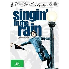 SINGIN' IN THE RAIN-Debbie Reynolds-Region 4-New AND Sealed