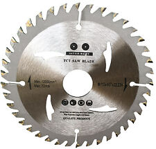 115mm Angle Grinder saw blade for wood and plastic 40 TCT Teeth-TOP QUALITY