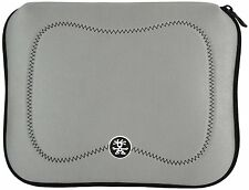 "Crumpler The Gimp 15"" Silver Neoprene Notebook and Laptop Sleeve"