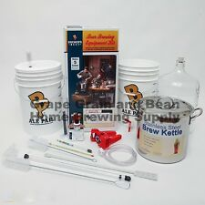 Brewers BEAST Home Brewing Equipment Kit, Beer Making Kit, Brewing Kit