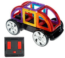 NEW Magformers Remote Control Magnetic Cruiser