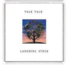 TALK TALK - LAUGHING STOCK LP COVER FRIDGE MAGNET IMAN NEVERA