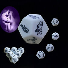 Adult Love Sex Funny Humour Gambling Sexy Romance Erotic Craps Dice Pipe Toy Pop