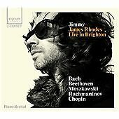 Jimmy (2012) James Rhodes CD Live in Brighton Bach Beethoven Chopin Brand New
