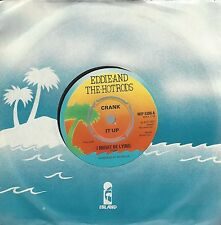 """EDDIE & THE HOT RODS - I MIGHT BE LYING - UK 1977 ISSUE 7"""" VINYL - WIP 6388"""