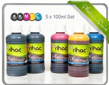 RIHAC Refill ink for CISS suits Canon CLI-8 PGI-5 cartridge IP4200 IP4300 IX4000