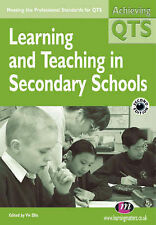 Learning and Teaching in Secondary Schools (Achieving QTS)  Good 184445004X