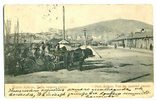 Russian Imperial Town View Port - Arthur Old Town PC 1904