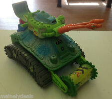 1991 Playmates Teenage Mutant Ninja Turtles Turtle Tank Incomplete See Pics!