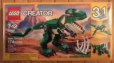 Lego Mighty Dinosaurs 31058 Creator Set 3 in 1 T-Rex, Triceratops or Pterodactyl