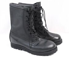 BELLEVILLE Black Leather Gore-tex GTX Waterproof Military Army Boot Men 9.5 Wide