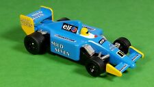 AFX Tomy Super G Plus MILD SEVEN Indy Formula 1 Custom Slot Car HO TYCO Lot#62