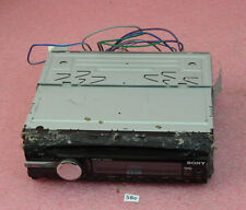 Sony FM/AM Compact Disc Player Model CDX-GT350MP.