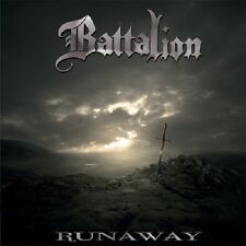 BATTALION - Runaway (NEW*US METAL KILLER*REREL.+ 7 BONUS*LETHAL*SACRED WARRIOR)