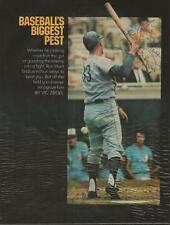 Ron Hunt Signed Vintage Magazine Photo Giants