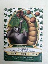 Sorcerers of the Magic Kingdom Baloo's Coconut Cascade Card 42/70