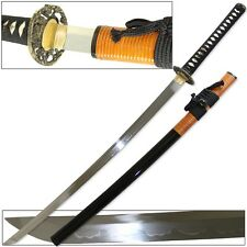 Kawashima Steel Ryūjin Sakura 龍神 1095 High Carbon Steel Hand Forged Katana Sword