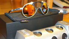 SOLD OUT RARE OAKLEY MADMAN 87/150 X RAW/Fire Irid Polarized OO6019-01 Limited